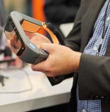ساخت کوچکترین عینک واقعیت افزوده دنیا